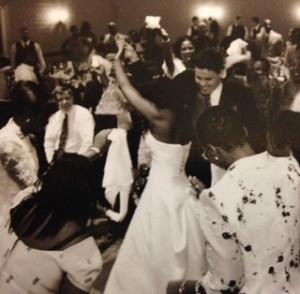 Our Liberian Wedding Reception